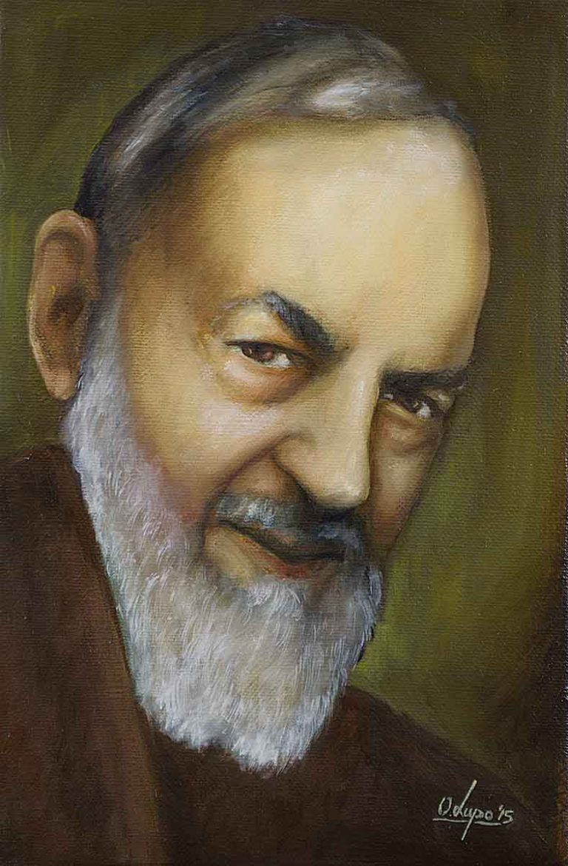 "Padre Pio ""90"""
