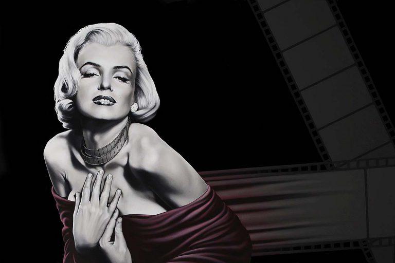 "Diva - Marilyn Monroe ""07"""
