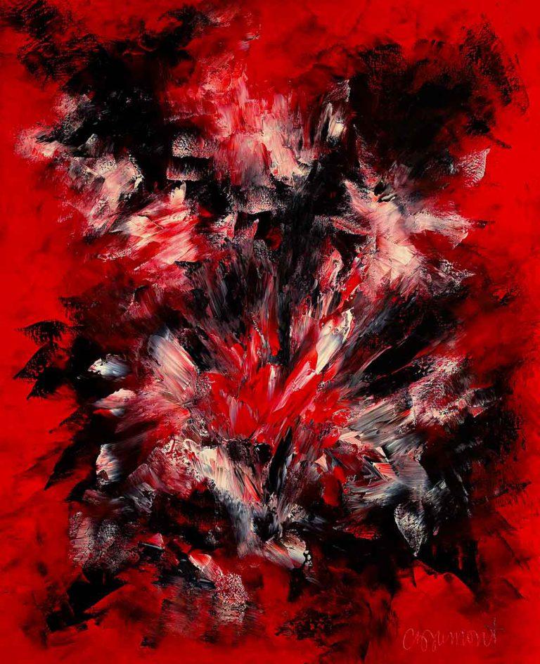 "Giuliano's painting ""18"""