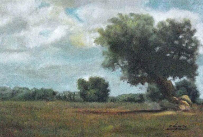 """Olive trees - """"20"""""""