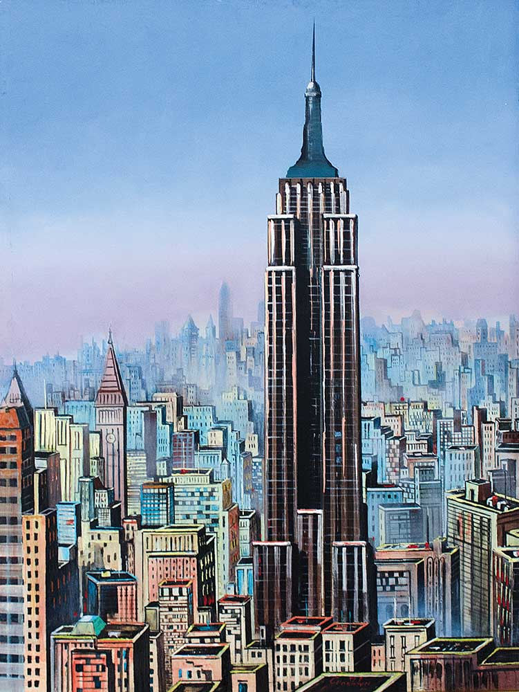 """Empire State building """"317"""""""