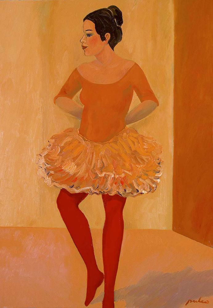 """Ballerina """"77"""""""