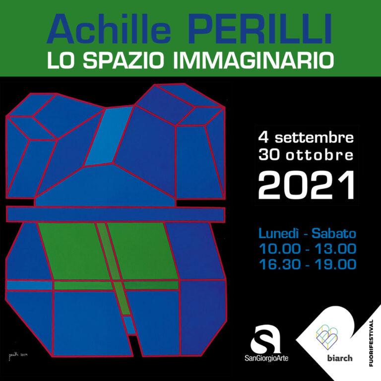 ACHILLE PERILLI - Lo Spazio Immaginario