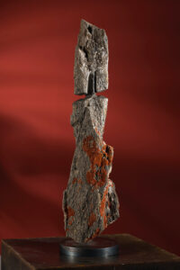 """Stele con licheni """"01"""""""