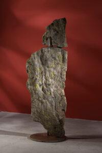 """Stele con licheni """"12"""""""