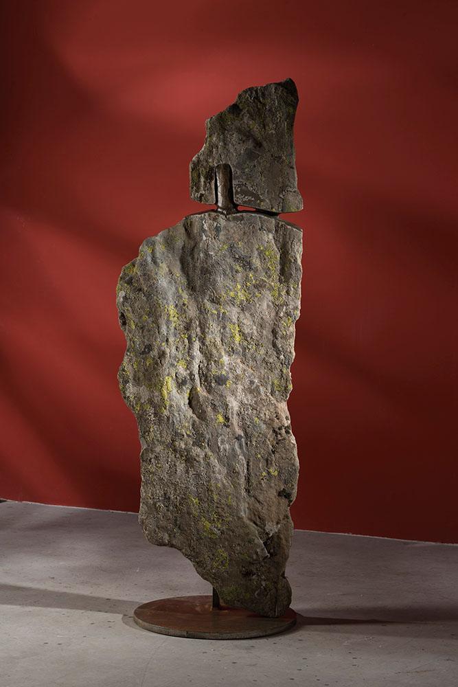 savin roccia scultura