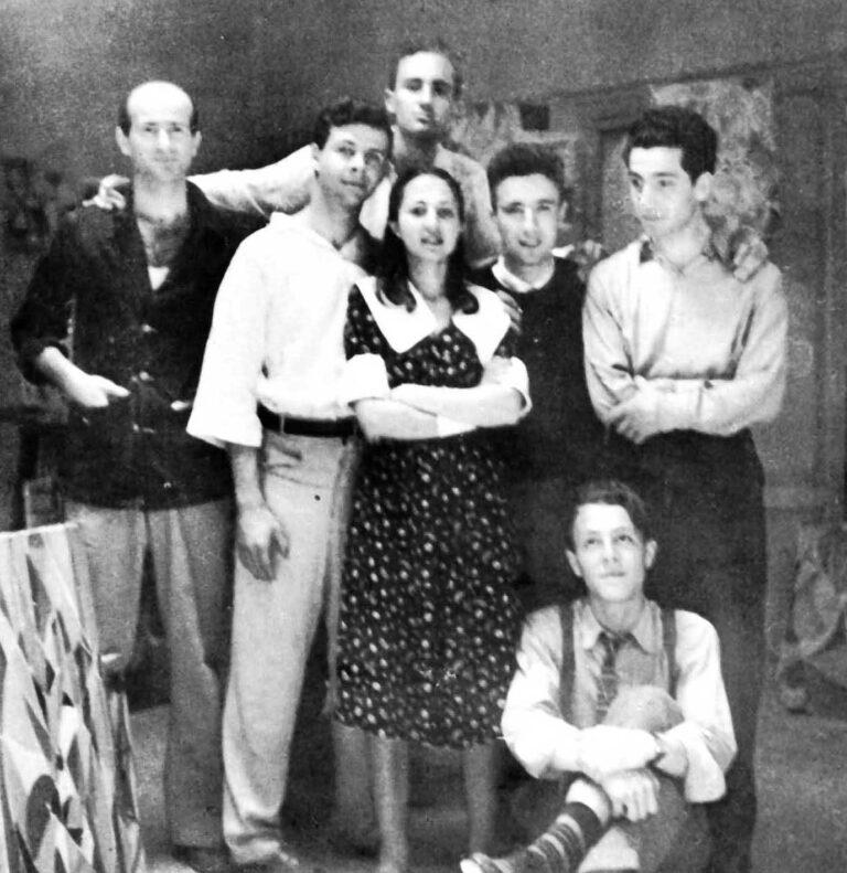 Achille Perilli - Gruppo Forma 1
