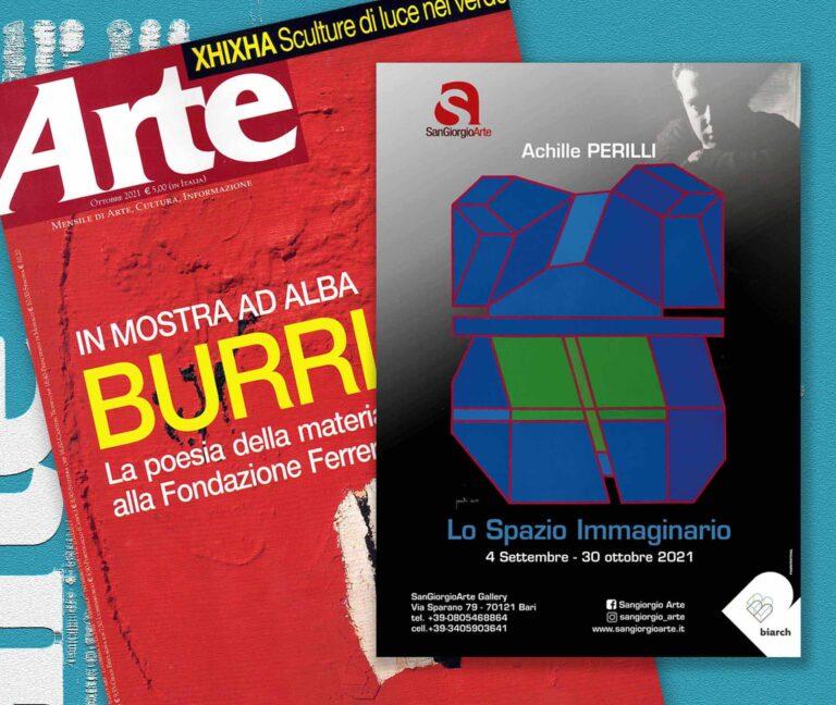 ARTE Mondadori - Ottobre 2021