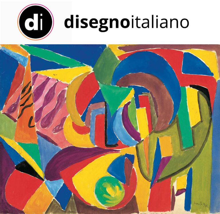 Achille PERILLI - sul portale d'arte Disegno Italiano